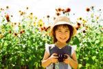 3歳児にフィルムカメラを持たせてみたけど、「えぇー写真撮るやないかい!」