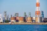 『堺泉北臨海工業地帯』を船に乗って海から撮影してきた!